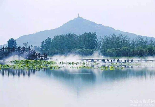 仙山湖国家湿地公园