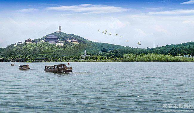 仙山湖风景旅游区